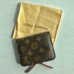 Louis Vuitton Monogram Insolite Coin Purse Wallet